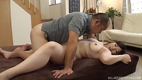 Explore workout chubby Nakamura Tomoe wants to cum with a friend