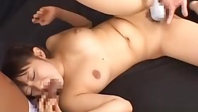 Oriental wife roughly anal screwed
