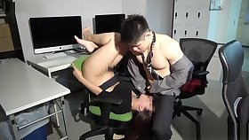 suit fantasy office sex